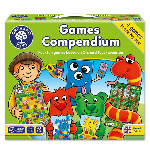 Orchard Games Compendium