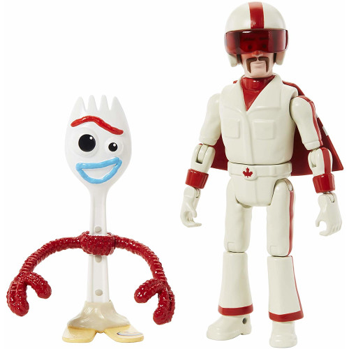 Toy Story Action Figure - Forky & Duke Caboom