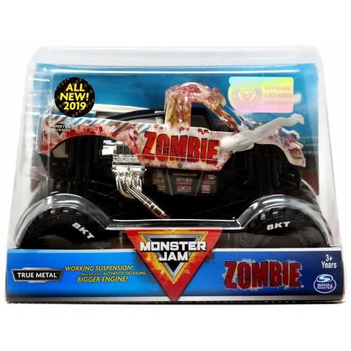 Monster Jam - 1:24 Scale - Zombie