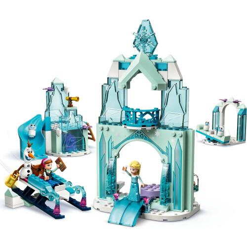 Lego 43194 Disney Princess Anna and Elsa's Frozen Wonderland