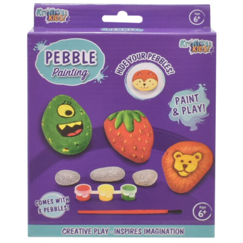 Kreative Kids - Pebble Painting