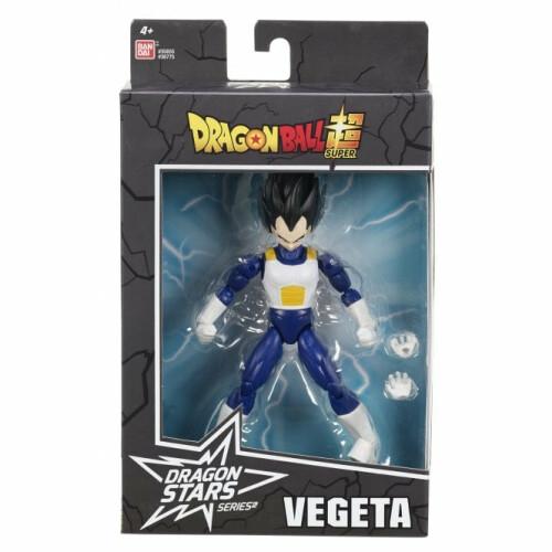 Dragonball Super Dragon Stars - Vegeta