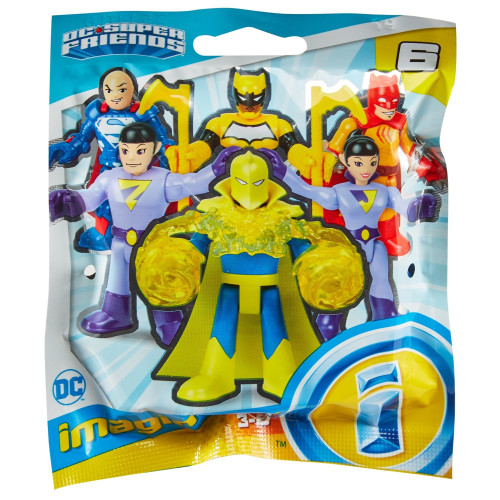 Imaginext DC Super Friends Blind Bag series 6