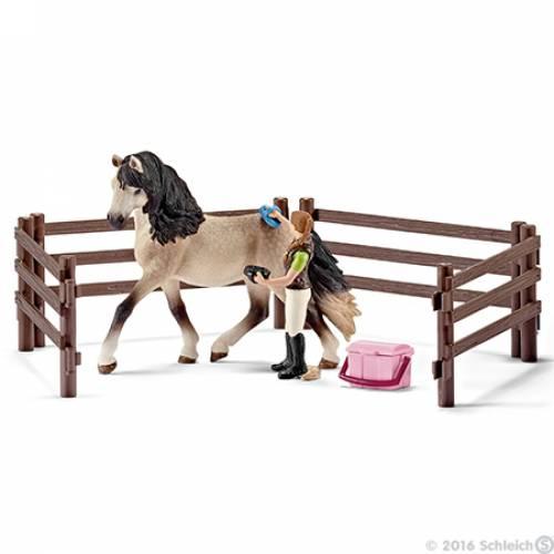 Schleich Horse Club 42270 Horse Care Set