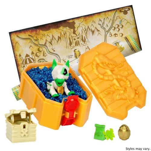 Treasure X Kings Gold - Mini Beasts