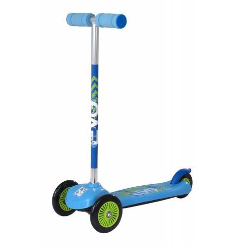 EVO Move 'n' Groove Scooter - Blue