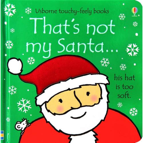 Usborne Books - That's Not My Santa...