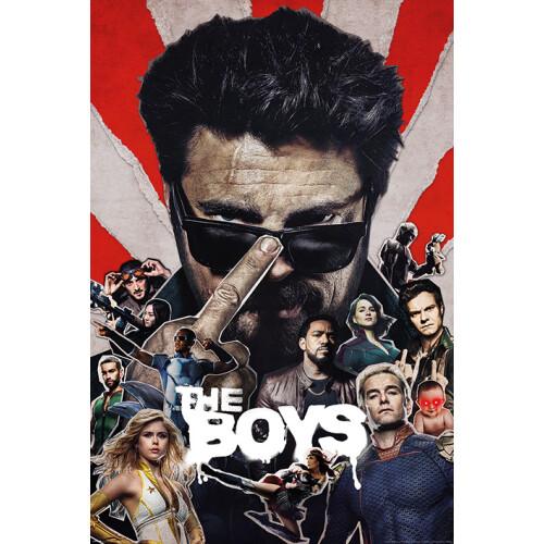 Maxi Posters - The Boys (Sunburst)