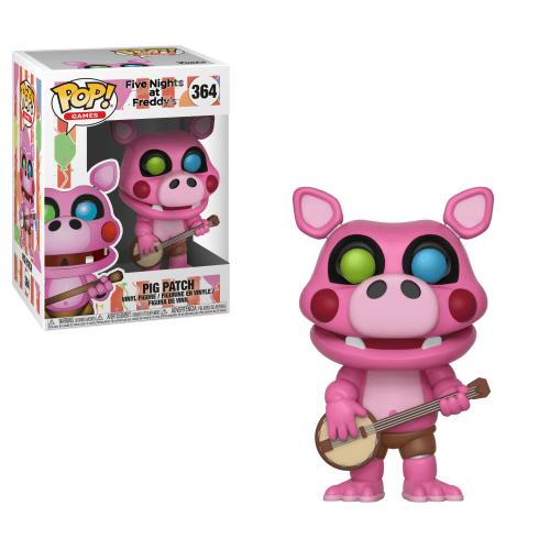 Funko Pop Vinyl Pig Patch 364