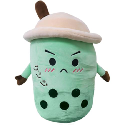 Kenji Plush - Yabu Boba Man - Green Sad