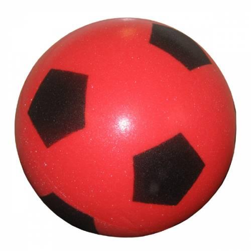Sponge / Foam Football (12cm)  - Red