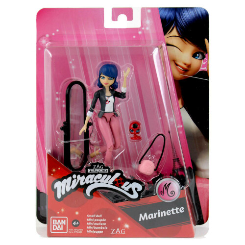 Miraculous Small Doll - Marinette