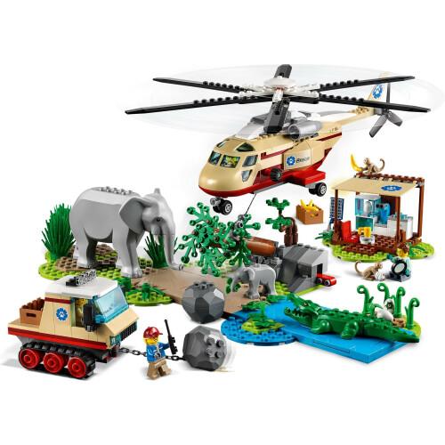 Lego 60302 City Wildlife Rescue Operation