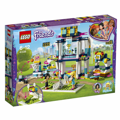 Lego 41338 Friends Heartlake Stephanie's Sports Arena