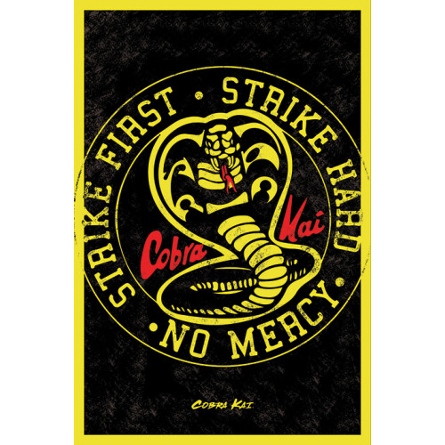 Maxi Posters - Cobra Kai (Emblem)