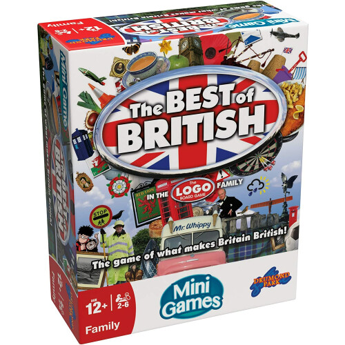 Mini Games - The Best of British