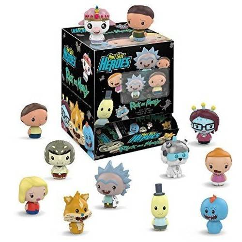 Funko Pint Size Heroes Ricky & Morty