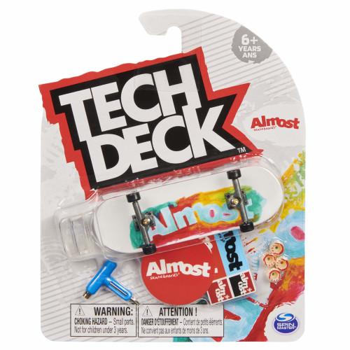 Tech Deck 2021 Fingerboard Pack - Almost
