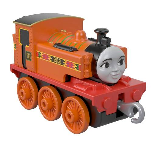 Thomas & Friends Trackmaster Push Along - Nia