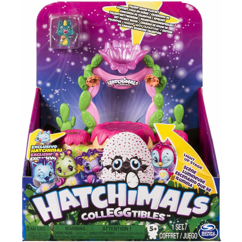 Hatchimals Colleggtibles - Talent Show Playset