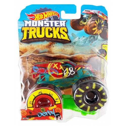 Hot Wheels Monster Trucks - Demo Derby