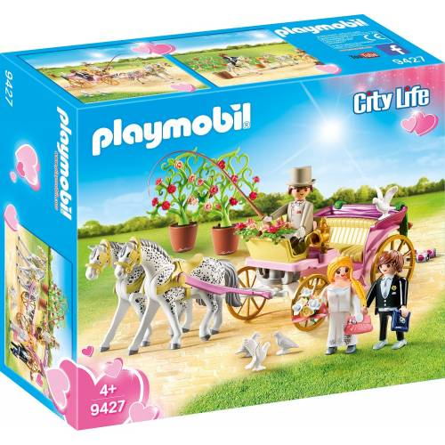Playmobil 9427 Wedding Carriage