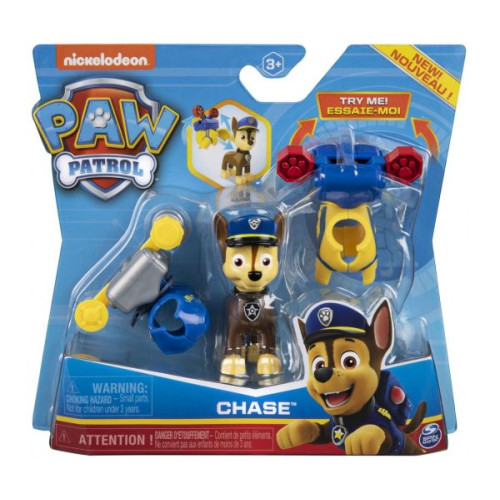 Paw Patrol Action Pup Pack - Chase