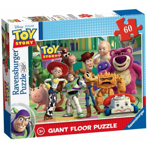 Ravensburger 60pc Giant Floor Puzzle Toy Story