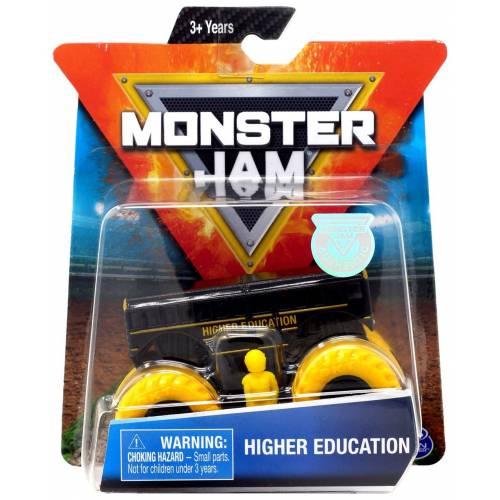 Monster Jam - Higher Education (Inverse Trucks)