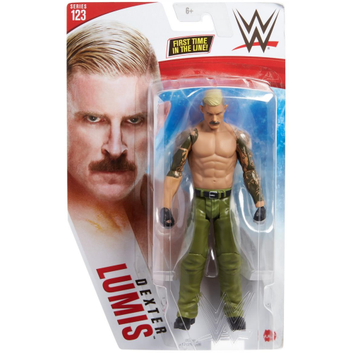 WWE Action Figure - Series #123 - Dexter Lumis