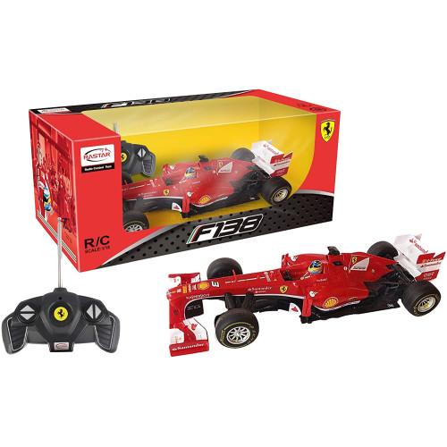 Rastar R/C 1:18 - Ferrari F138 Formula 1 Car