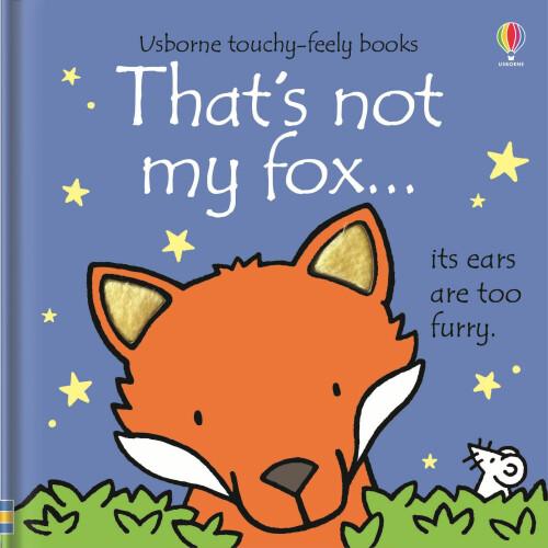 Usborne Books - That's Not My Fox...