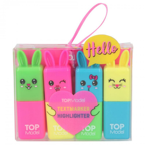 Depesche Top Model Mini Highlighter Set