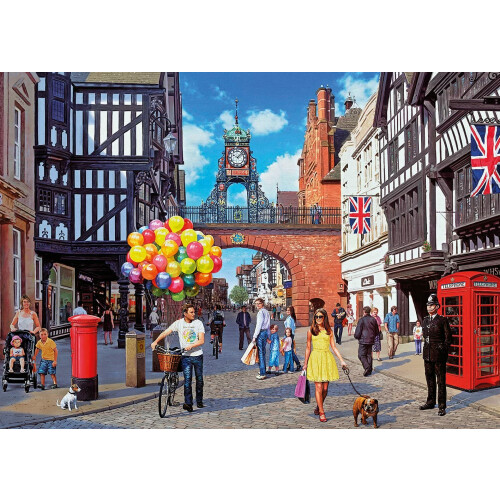Gibsons Chester 1000pc Puzzle