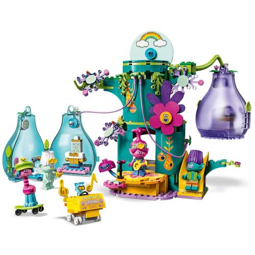 Lego 41255 Trolls World Tour Pop Village Celebration