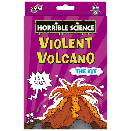 Galt Horrible Science Violent Volcano