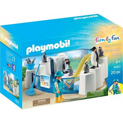 Playmobil Family Fun 9062 Penguin Enclosure