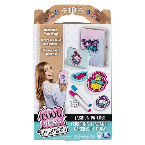 Cool Maker Handcrafted - Fashion Patches
