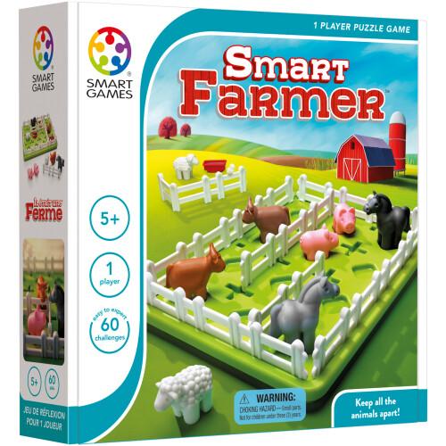 Puzzle Game - Smart Farmer