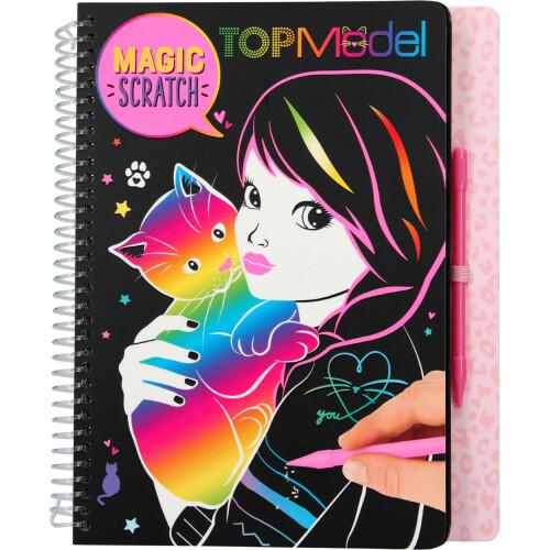 Depesche Top Model Magic Scratch Cats
