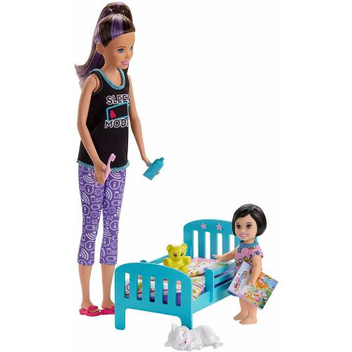 Barbie Skipper Babysitters INC Bedtime
