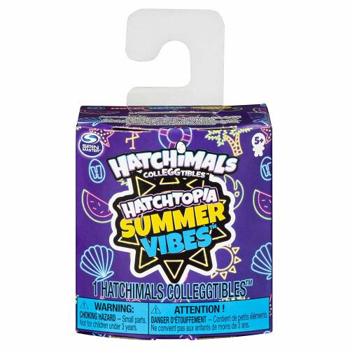 Hatchimals Colleggtibles - Hatchtopia Summer Vibes