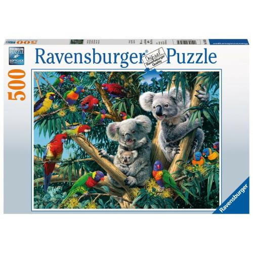 Ravensburger 500pc Puzzle Koala's in a Tree