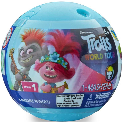 Mash'ems - Trolls World Tour