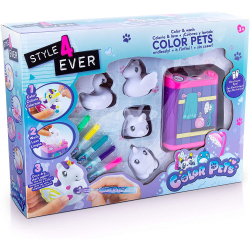 Style 4 Ever Color Pets