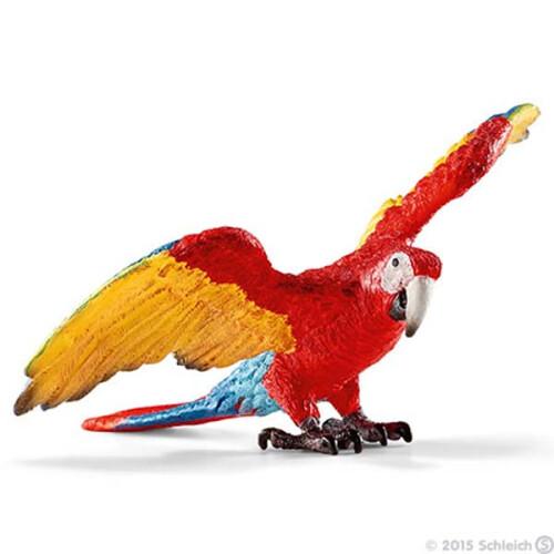 Schleich Wild Life 14737 Macaw