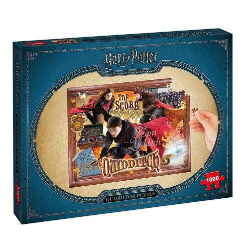 Harry Potter Quidditch 1000 Piece Jigsaw Puzzle