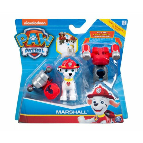 Paw Patrol Action Pup Pack - Marshall