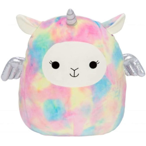 Squishmallows 7.5 Inch Plush - Lucy-May the Llama Pegacorn