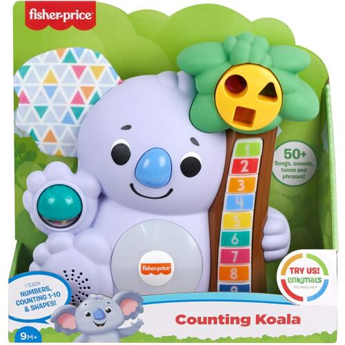 Fisher Price Linkimals - Counting Koala